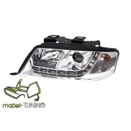 Audi A6 C5 97-01 - DayLight CHROM LED - LPAU37