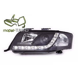 Audi A6 C5 97-01 - DayLight BLACK LED - LPAU38