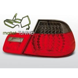 BMW E 46 Cabrio Red/Black Led diodowe LDBM50