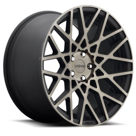 Felgi Rotiform BLQ - 18x9,5 Double Dark Tint Finish