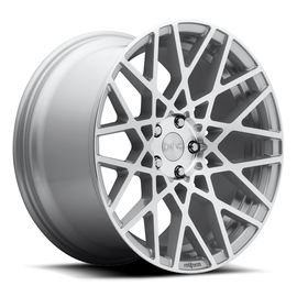 Felgi Radi8 - r8a10 - 18x8,5 Matt Silver Machined Face
