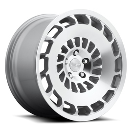 Felgi Rotiform CCV - 19x10 Silver Machined Finish