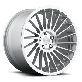 Felgi Rotiform IND-T - 18x8,5 Silver Machined Finish