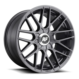 Felgi Rotiform RSE- 19x10 Matt Anthracite Finish