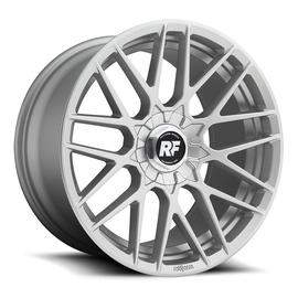 Felgi Rotiform RSE- 20x8,5 Silver Finish