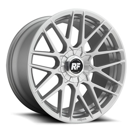 Felgi Rotiform RSE- 20x10 Silver Finish