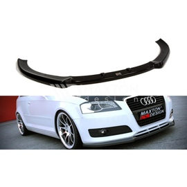 Przedni Splitter / dokładka ABS - Audi A3 8P