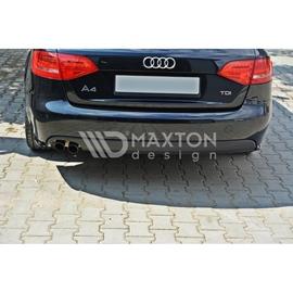 Splittery Boczne Tylnego Zderzaka ABS - Audi A4 B8