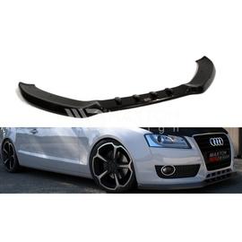 Przedni Splitter / dokładka ABS - Audi A5 8T