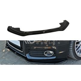 Przedni Splitter / dokładka ABS - Audi A5 8T S-line