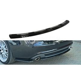Dyfuzor Tylnego Zderzaka ABS (ver.1) - Audi A5 S-line 07-11