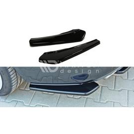 Splittery Boczne Tylnego Zderzaka ABS - Audi A5 S-line