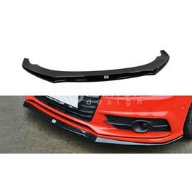 Przedni Splitter / dokładka ABS - Audi A7 S-line FL