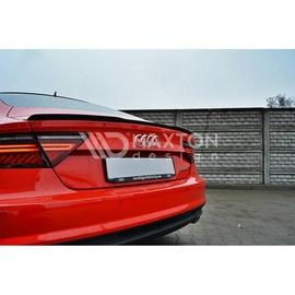 Nakładka Spojlera Tylnej Klapy ABS - Audi A7 S-line FL
