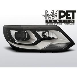 VW Tiguan 2011- DAYLIGHT BLACK LED DRL dzienne DEPO LPVWM0
