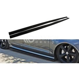 Poszerzenia Progów ABS - Audi A6 C7 S-line