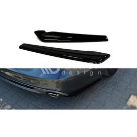 Splittery Boczne Tylnego Zderzaka ABS - Audi A6 C7 Avant S-line