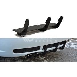 Dyfuzor RACE Tylnego Zderzaka ABS - Audi RS4 B5