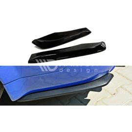 Splittery Boczne Tylnego Zderzaka ABS - Audi RS6 C5