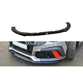 Przedni Splitter / dokładka ABS (ver.2) - Audi RS6 C7 FL