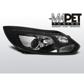 Ford Focus mk3 - BLACK Tube Light LED    LPFO66