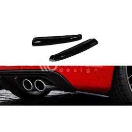 Splittery Boczne Tylnego Zderzaka ABS - Audi S3 8V Sportback /  A3 8V S-line