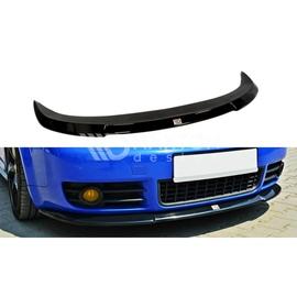 Przedni Splitter / dokładka ABS - Audi S4 B6