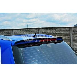 Nakładka Spojlera Tylnej Klapy ABS - Audi S4 B6 Avant