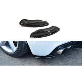 Splittery Boczne Tylnego Zderzaka ABS - Audi TT 8J mk2 RS