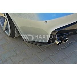 Splittery Boczne Tylnego Zderzaka ABS - BMW 1 E87