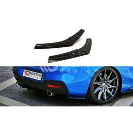 Splittery Boczne Tylnego Zderzaka ABS - BMW 1 F20 M-Power FL