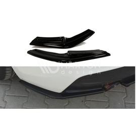 Splittery Boczne Tylnego Zderzaka ABS - BMW 1 F20 M-Power