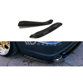 Splittery Boczne Tylnego Zderzaka ABS - BMW 3 E46 Coupe M-pakiet