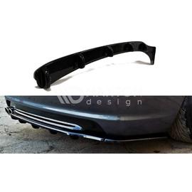 Dyfuzor Tylnego Zderzaka ABS - BMW 3 E46 Coupe M-pakiet