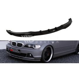 Przedni Splitter / dokładka ABS - BMW 3 E46 Coupe FL
