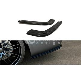 Splittery Boczne Tylnego Zderzaka ABS - BMW 3 E92 M-pakiet