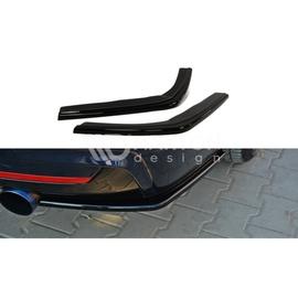Splittery Boczne Tylnego Zderzaka ABS - BMW 4 F32 M-pakiet