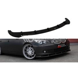 Przedni Splitter / dokładka ABS - BMW 5 E60 / E61 FL