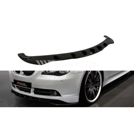 Przedni Splitter / dokładka ABS - BMW 5 E60 / E61