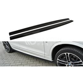Poszerzenia Progów ABS - BMW X4 F26 M-pakiet