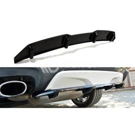 Dyfuzor Tylnego Zderzaka ABS (wer.1) - BMW X4 F26 M-pakiet