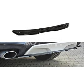 Dyfuzor Tylnego Zderzaka ABS (wer.2) - BMW X4 F26 M-pakiet