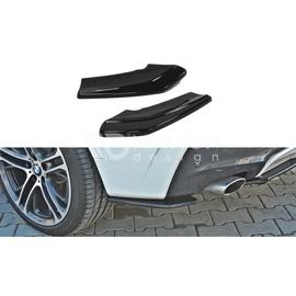 Splittery Boczne Tylnego Zderzaka ABS - BMW X4 F26 M-pakiet