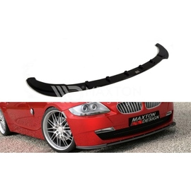 Przedni Splitter / dokładka ABS - BMW Z4 E85 / E86 Facelift
