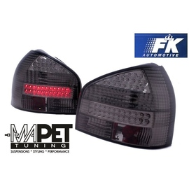 Audi A3 8L Clearglass Black LED diodowe FK LDAU85