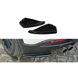 Splittery Boczne Tylnego Zderzaka ABS - Fiat Grande Punto Abarth