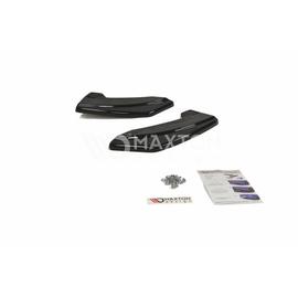 Splittery Boczne Tylnego Zderzaka ABS - MAZDA 3 MK2 MPS 2009 - 2013