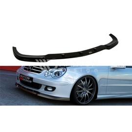 Przedni Splitter / dokładka ABS - Mercedes CLK W209 2006-2009