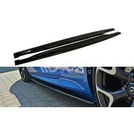 Poszerzenia Progów ABS - Opel Astra J OPC / VXR   2009 -