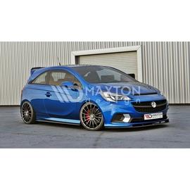 Poszerzenia Progów ABS - Opel Corsa E OPC / VXR 2015 -